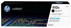 HP 410a / CF410A, Cartus toner original, Negru, 2300 pagini
