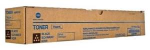 Konica Minolta TN-221K / A8K3150, Cartus toner original, Negru, 24000 pagini