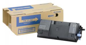 Kyocera TK-3130, Cartus toner original, Negru, 25000 pagini