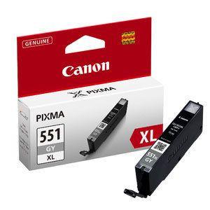 Canon CLI-551XL GY, Cartus original, Grey, 275 pagini