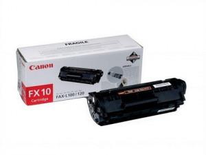 Canon FX-10, Cartus toner original, Negru, 2000 pagini
