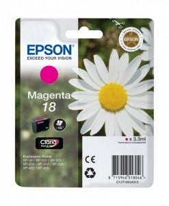 Epson T1803 / C13T18034010, Cartus original, Magenta, 180 pagini