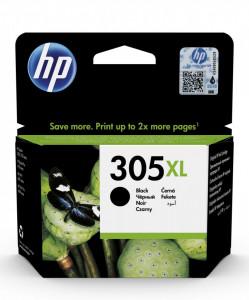 HP 305XL / 3YM62AE, Cartus original, Negru, 240 pagini