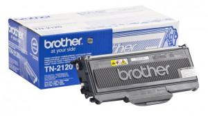 Brother TN-2120, Cartus toner original, Negru, 2600 pagini