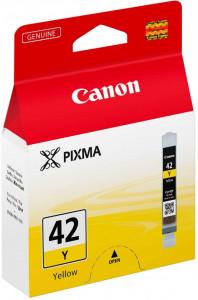 Canon CLI-42Y, Cartus original, Yellow, 284 pagini