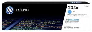 HP 203x / CF541X, Cartus toner original, Cyan, 2500 pagini