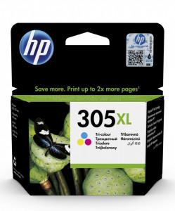 HP 305XL / 3YM63AE, Cartus original, Color, 200 pagini