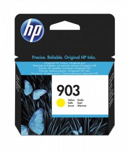 HP 903Y / T6L95AE, Cartus original, Yellow, 315 pagini