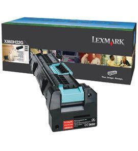 Lexmark X860 / X860H22G, Kit fotoconductor original, Negru, 60000 pagini