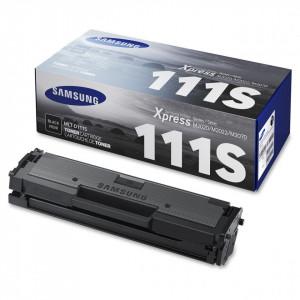 Samsung MLT-D111S, Cartus toner original, Negru, 1000 pagini