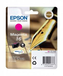Epson T1623 / C13T16234010, Cartus original, Magenta, 165 pagini