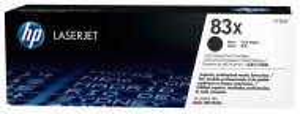 HP 83x / CF283X, Cartus toner original, Negru 2200 pagini