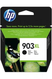 HP 903XL BK / T6M15AE, Cartus original, Negru, 825 pagini
