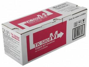 Kyocera TK-580M, Cartus toner original, Magenta, 2800 pagini