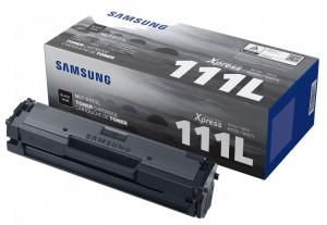 Samsung MLT-D111L, Cartus toner original, Negru, 1800 pagini