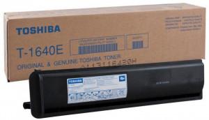 Toshiba T-1640E, Cartus toner original, Negru, 24000 pagini