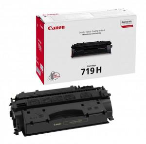 Canon CRG-719H, Cartus toner original, Negru, 6400 pagini