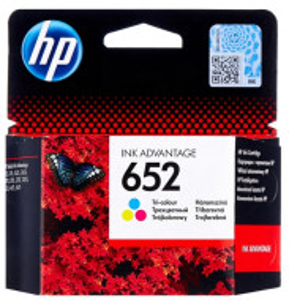 HP 652 / F6V24AE, Cartus original, Color, 200 pagini