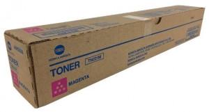 Konica Minolta TN-221M / A8K3350, Cartus toner original, Magenta, 21000 pagini