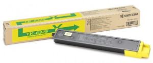 Kyocera TK-8325Y, Cartus toner original, Yellow, 12000 pagini