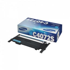 Samsung CLT-C4072S, Cartus toner original, Cyan, 1000 pagini