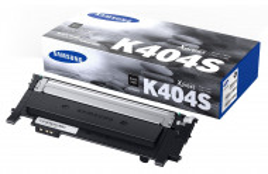 Samsung CLT-K404S, Cartus toner original, Negru, 1500 pagini