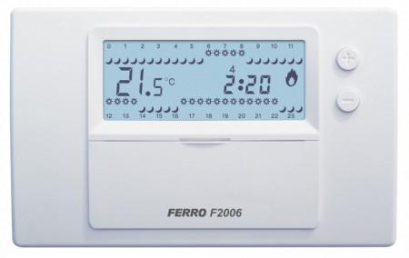 Termostat electronic de ambianta programabil F2006