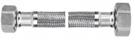 "Racord flexibil pentru apa 1/2"" x 3/4"" FI-FI 30cm"