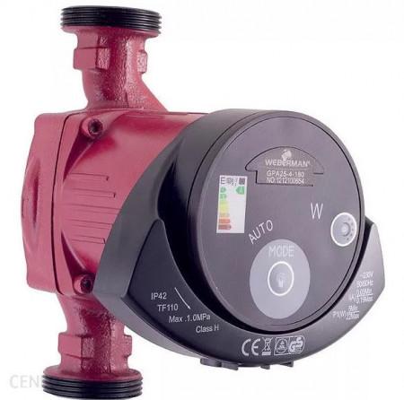 Pompa circulatie electronica Ferro GPA II 25X4X180 pentru instalatii de incalzire
