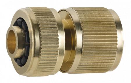 """Conector din alama pentru furtun de gradina 3/4"""""""