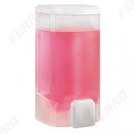 Dozator sapun lichid 500 ml, alb