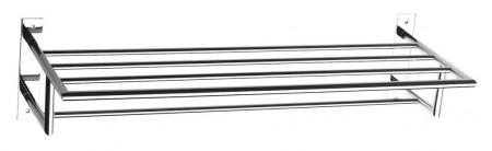 Suport prosoape cu portprosop 60 cm Grace, crom