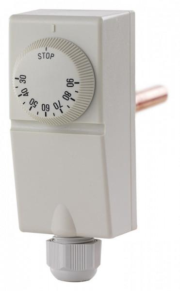 Termostat de imersie TURE 10, 30-90/16A/250V AC, IP40