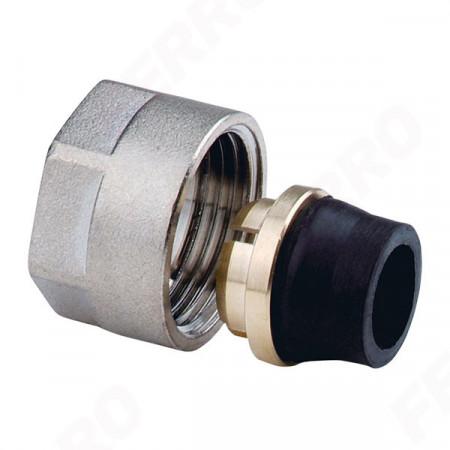"""Racord compresiune eurocon 3/4"""" pentru teava cupru D.15 mm, model TR 91/A"""