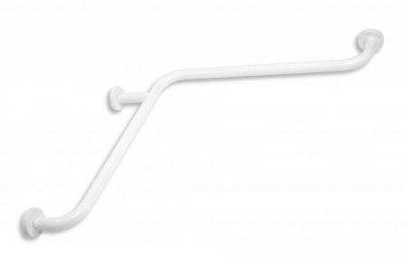 Maner sustinere in unghi 690x690 mm Metalia Help, alb