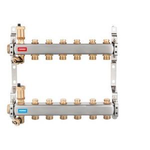 DISTRIB/COLECTOR 1`` INOX INC.RAD. 6 CAI FARA EUROCON