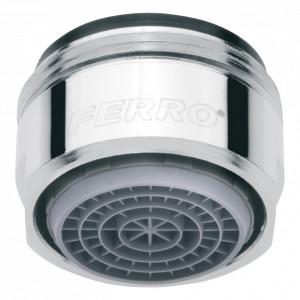 Baterie Ferro Square bideu + ventil, Cadou FerroAirMix perlator pentru baterie lavoar