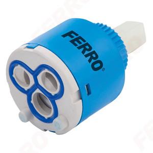 Cartus ceramic scurt 35 mm pentru baterii monocomanda