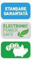 Pompa circulatie clasa A GPA II 25-8-180 - 0605W