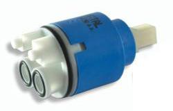 Cartus Ceramic 35Mm Pentru Baterii Metalia 55