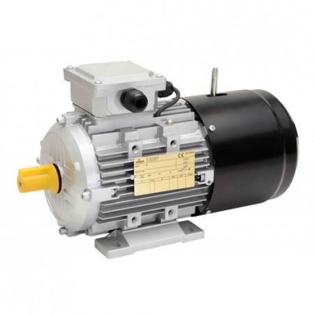 Elektromotor sa kočnicom JMK 90 La4 B14 1.5KW 230/400V,50Hz napon kočnice 230/400V Seipee