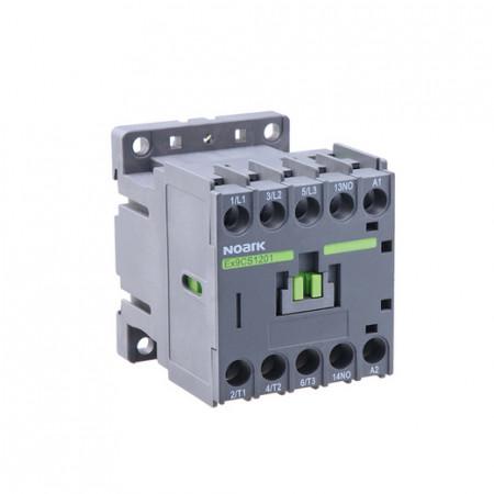 Kontaktor Ex9CS09 minijaturni,1NO,3P,9A,24Vac Noark