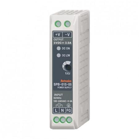 Napajanje SPB-015-05 5V/15W, 3A, LED indikacija, 100-240Vac 50/60Hz, IP20 Autonics