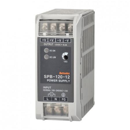 Napajanje SPB-120-12 12V/96W, 8A, LED indikacija, 100-240Vac 50/60Hz, IP20 Autonics