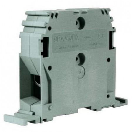 Redna stezaljka, GA100GR, 10-95 mm2 (10-120 mm2), SIVA, tip GPA.95/GR Cabur