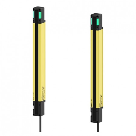 Sigurnosna zavesa SFL14-15,h=144mm,PNP/NPN NO,Sn=0.2-5m/10m,through-beam 24Vdc IP66/IP67 Autonics