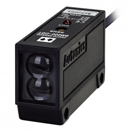 Foto-senzor BM200-DDT, NPN,NO/NC,Sn=200mm,diffuse reflective,kabal l=2m, 12-24Vdc Autonics