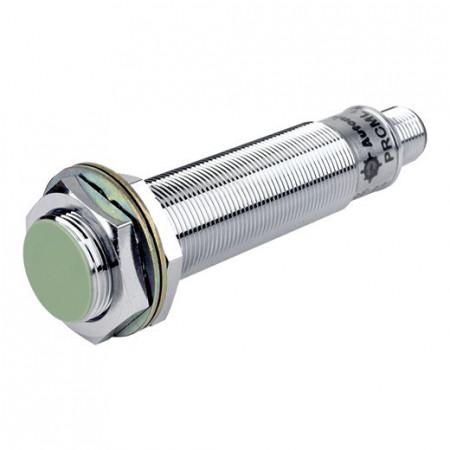 Induktivni senzor PRCML18-5AO,M18x86.8mm,NO,Sn=5mm,konektor 4-pina M12x1,100-240Vac,IP67 Autonics