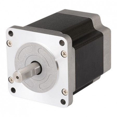 Koračni motor A41K-M599, 5-fazni, 85mm osovina, 1,4A/Phase, 41kgf.cm, 2700g·cm2, IP30 Autonics