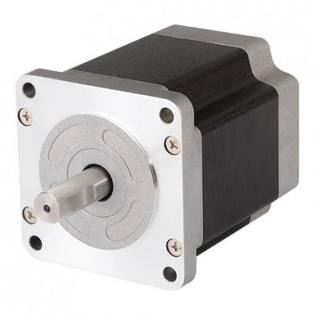 Koračni motor A41K-M599, 5-fazni, l=98mm, sa osovinom, 1.4A/Phase, 41kgf.cm, 2700g·cm2 IP30 Autonics